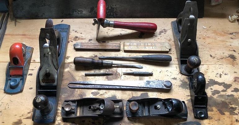 ابزار نجاری دستی