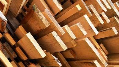 چوب های سخت