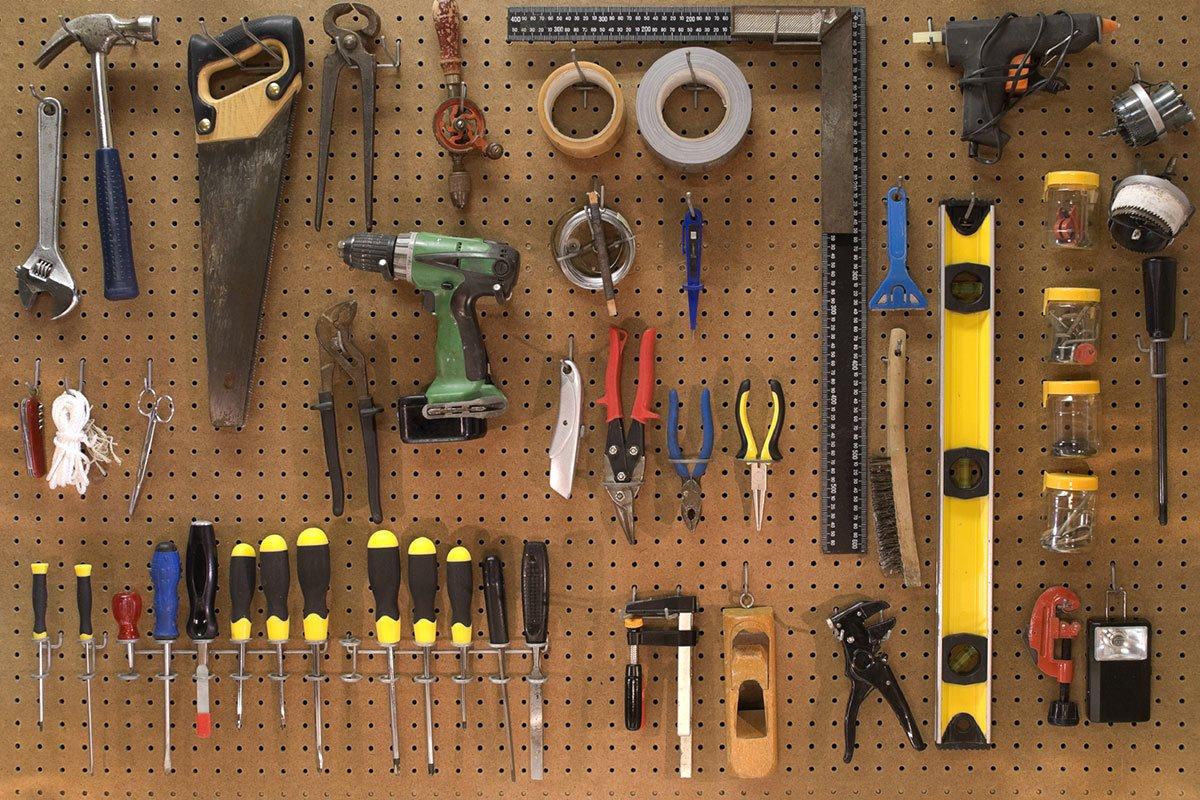 ابزارآلات نجاری