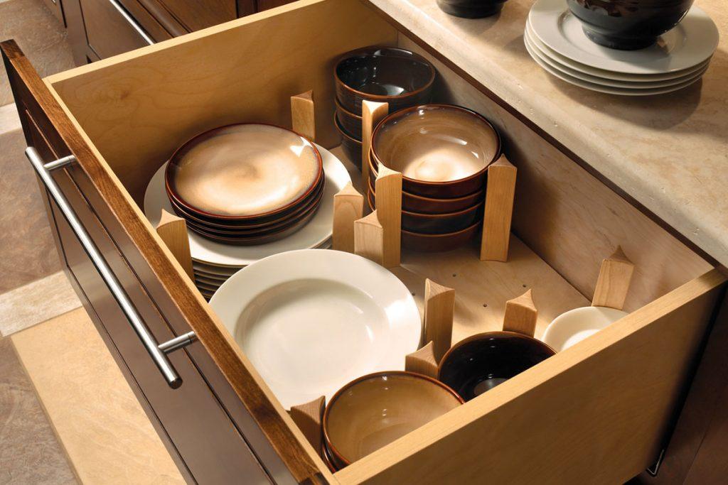 کشوی ظروف