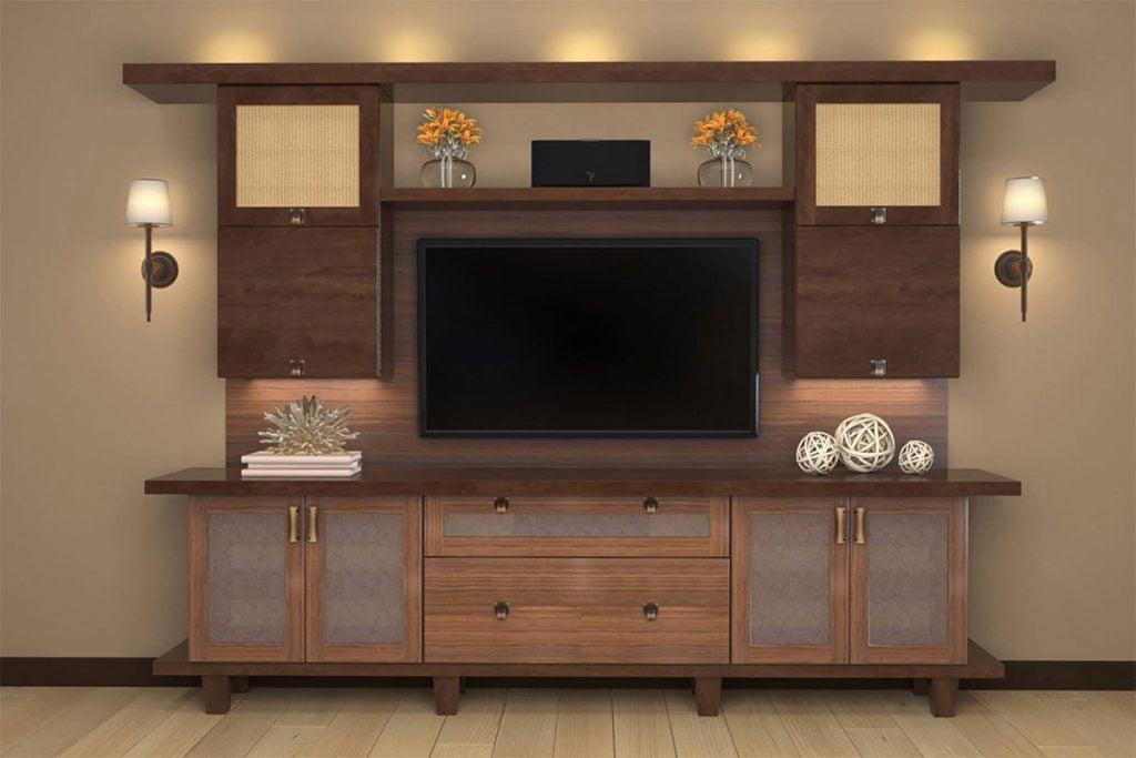 کابینت تلویزیون