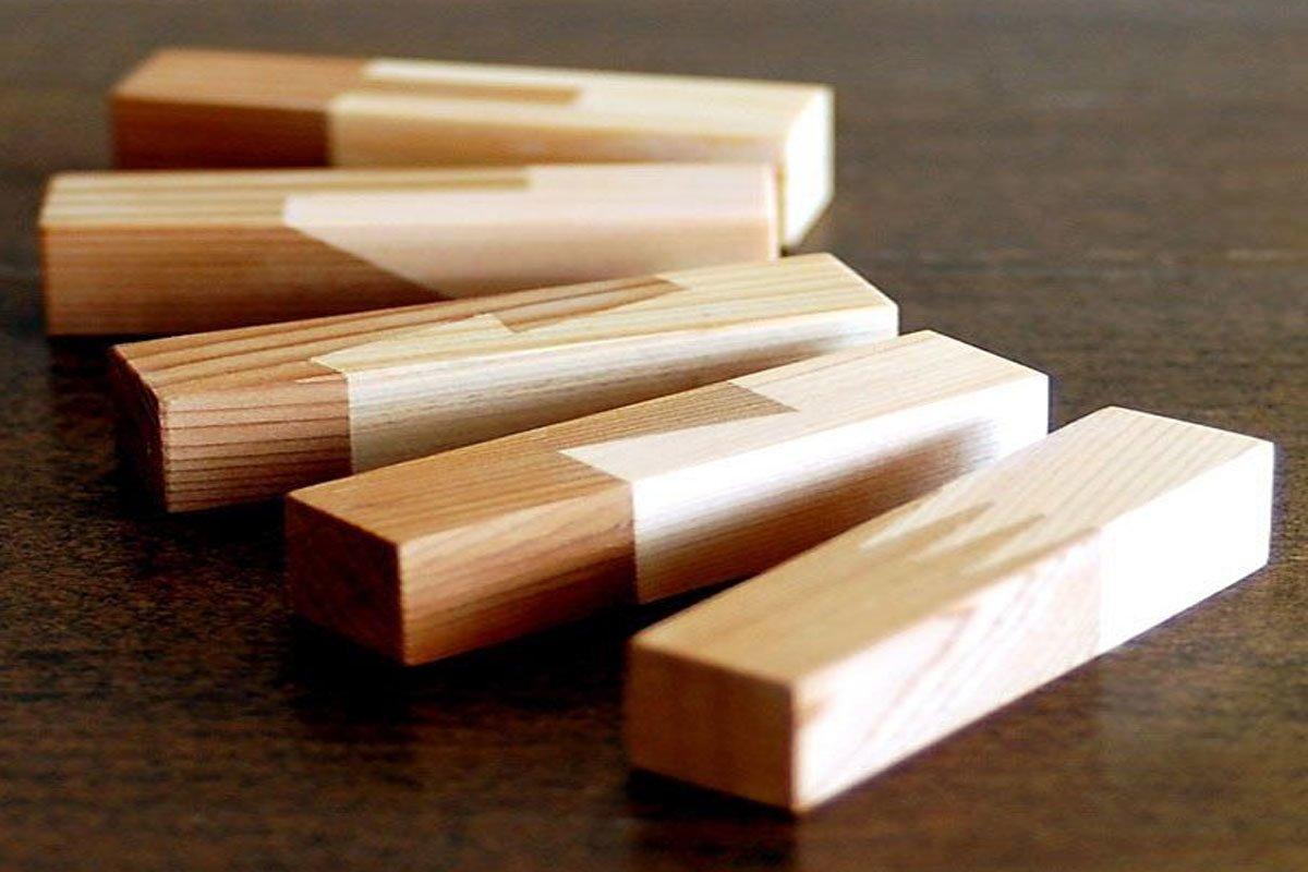 اتصالات چوبی