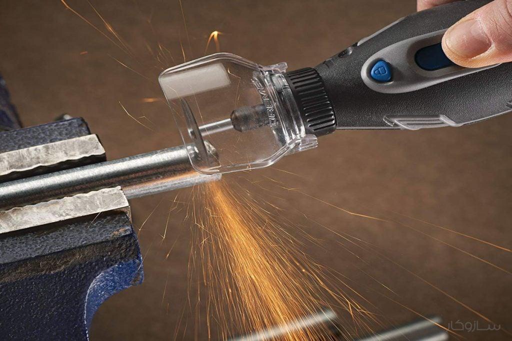 تیز کردن ابزار
