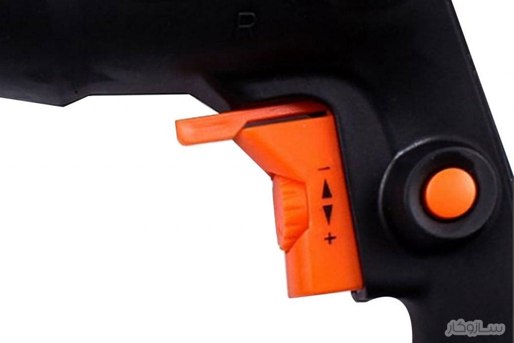 کلید کنترل سرعت گازی