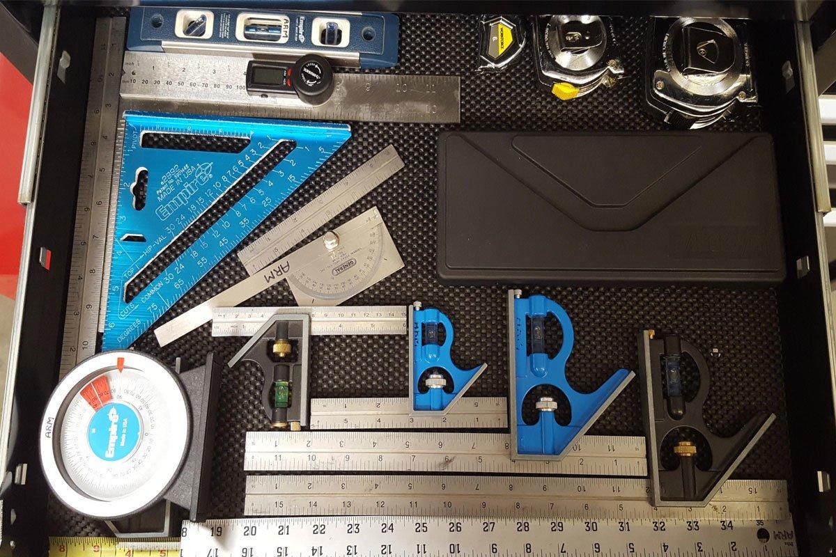 ابزارهای اندازه گیری