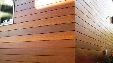 نمای طرح چوب