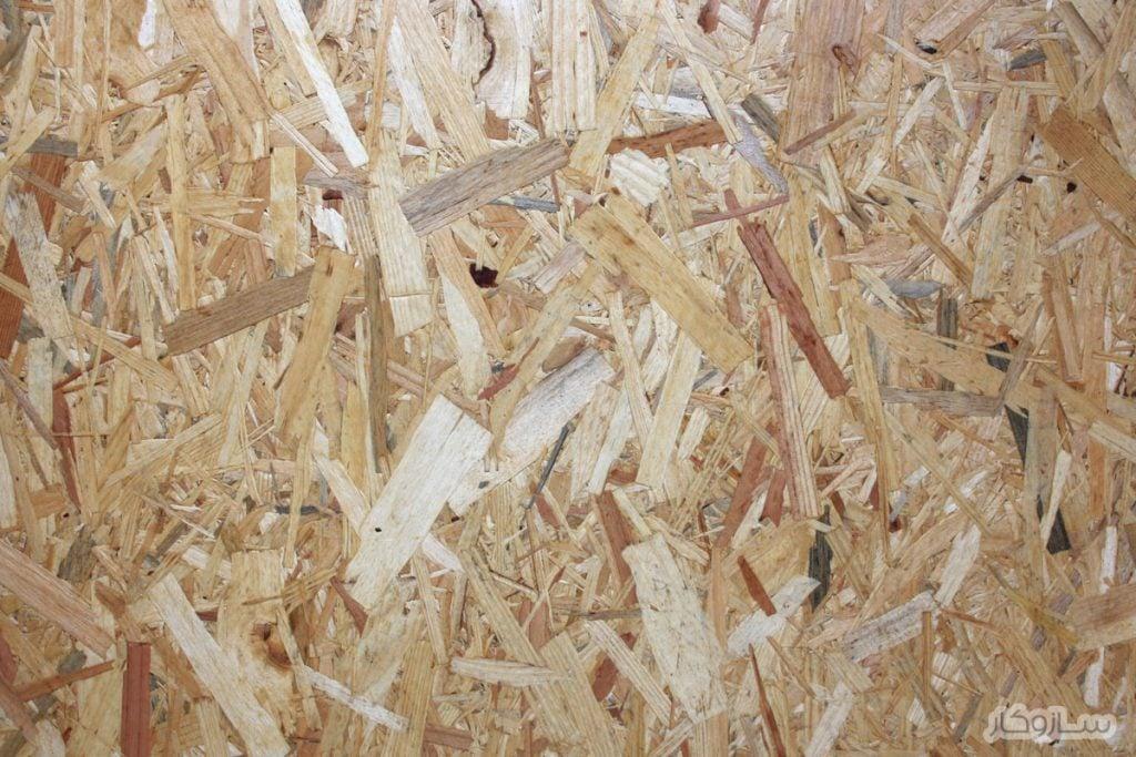 تخته خرده چوب
