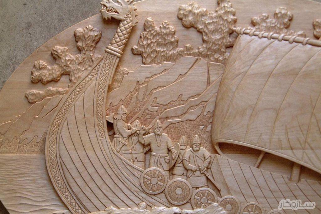 تاریخچه منبت کاری