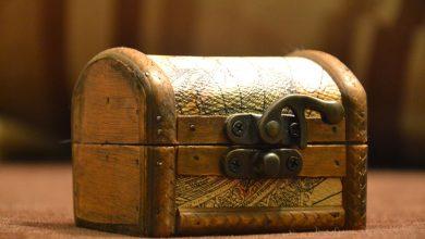 صندوقچه چوبی