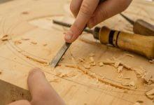 ساخت وسایل چوبی تزیینی