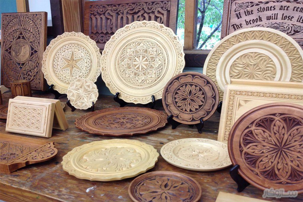 منبت کاری تراشههای چوبی