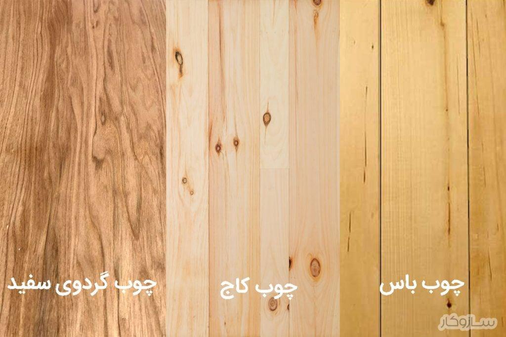 چوب حکاکی