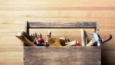how to make an indoor workshop
