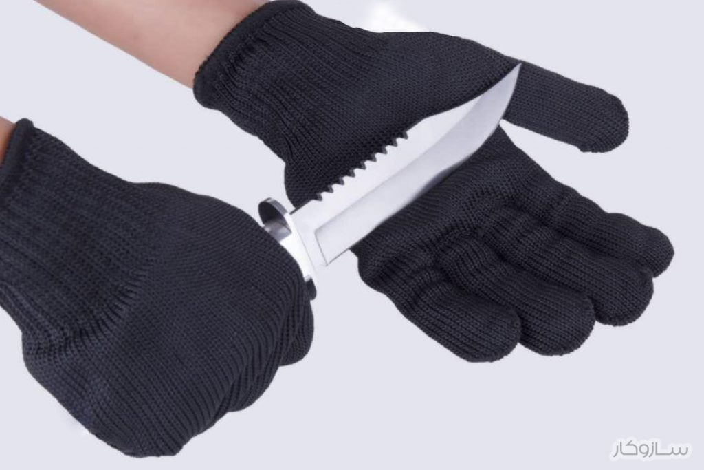 دستکش ضدبرش
