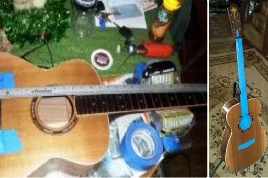 آموزش ساخت گیتار