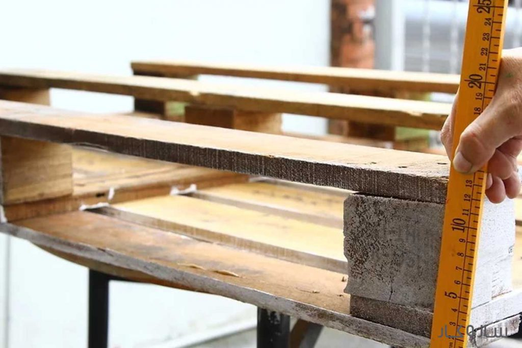 پالت چوبی