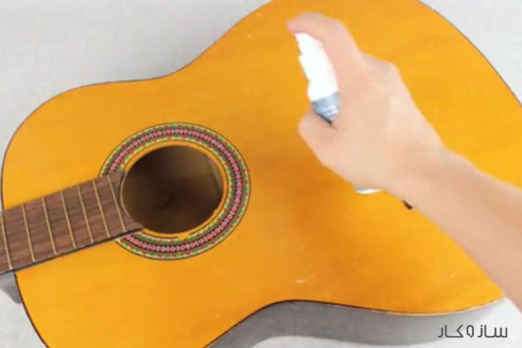 پولیش گیتار