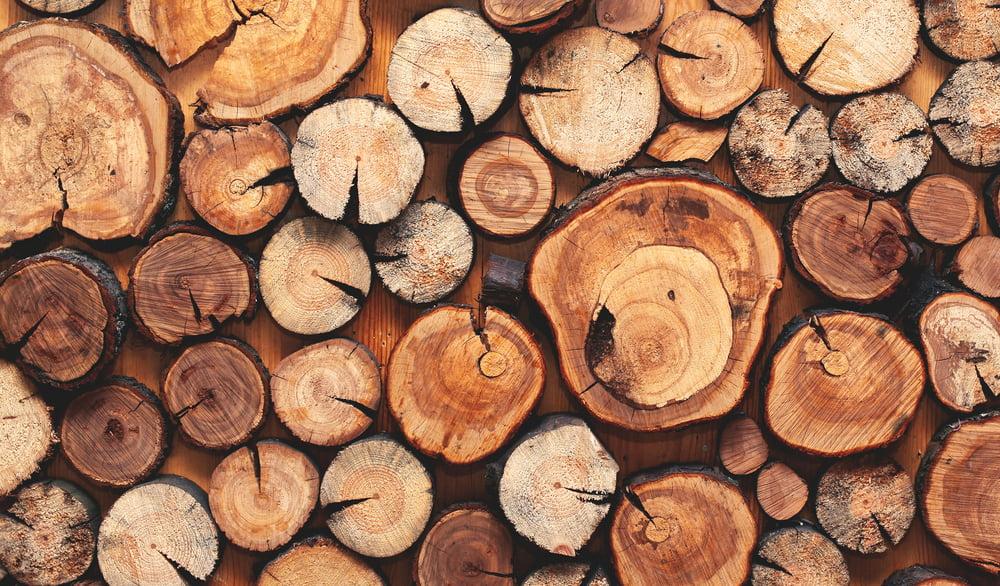 بافت چوب