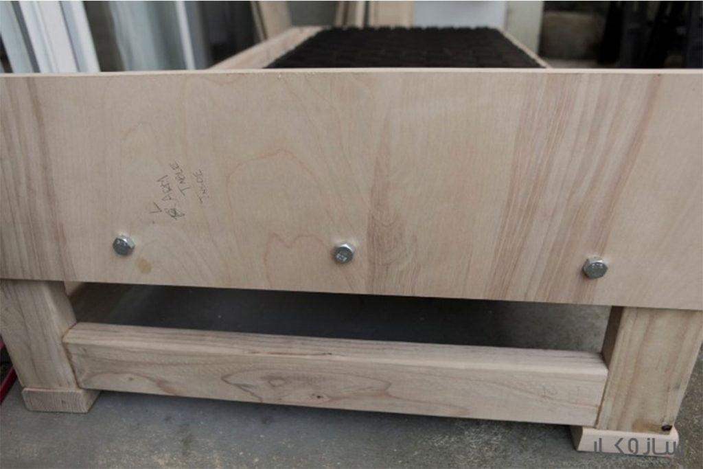 آموزش ساخت کاناپه
