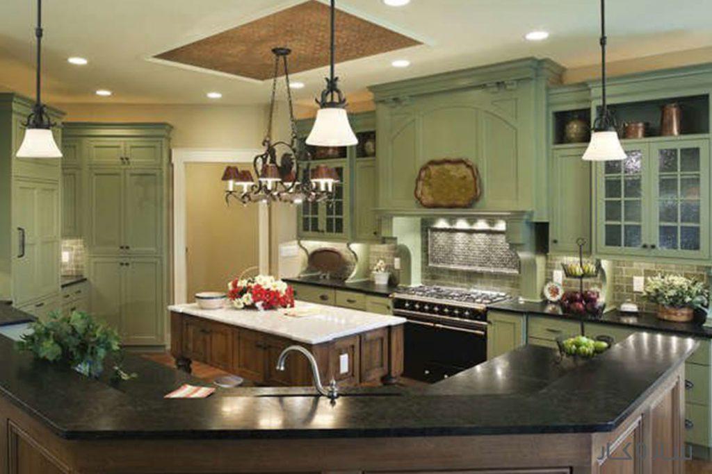 پیشخوان آشپزخانه