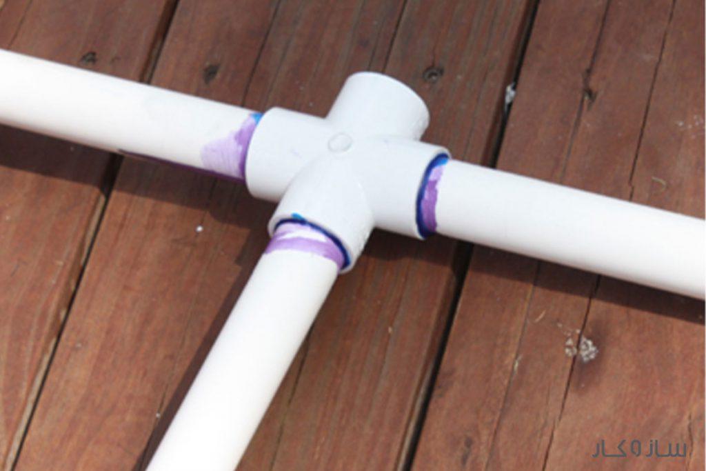 لوله PVC