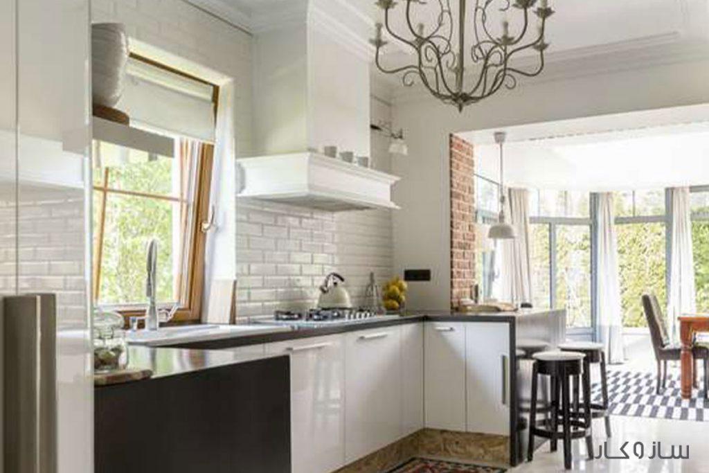 فضا آشپزخانه